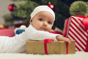den første jul